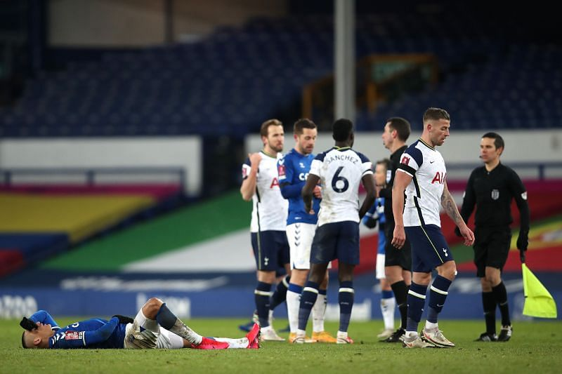 Will both Tottenham Hotspur and Everton be exhausted for this weekend