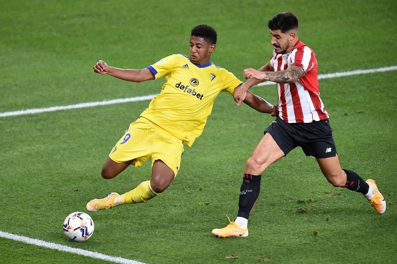 Athletic Bilbao take on Cadiz this weekend