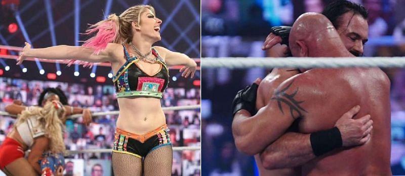 WWE made several mistakes at The Royal Rumble