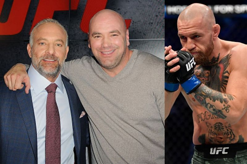 Conor McGregor congratulated Dana White and the Fertittas brothers on 20 years of UFC under Zuffa