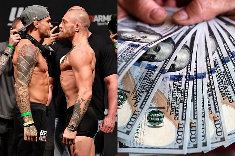 How much did Conor McGregor earn at UFC 257?