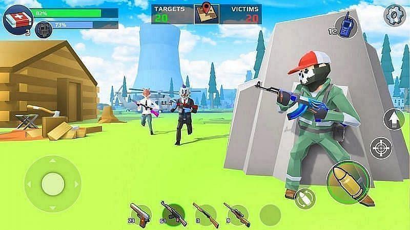 Image via Pryszard Android iOS Gameplays