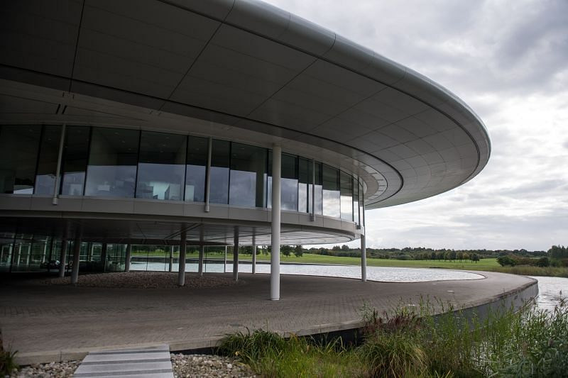 McLaren Technology Centre, Woking, UK (Photo by Chris J Ratcliffe - WPA Pool/Getty Images)