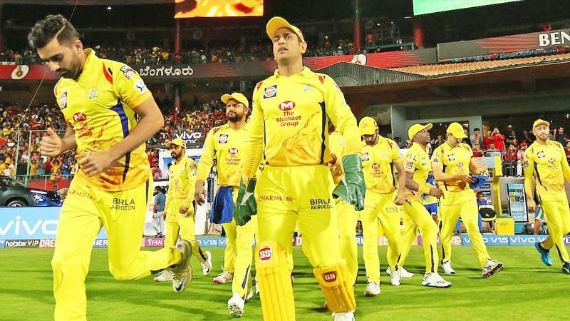 CSK missed out on the playoffs for the first time last season