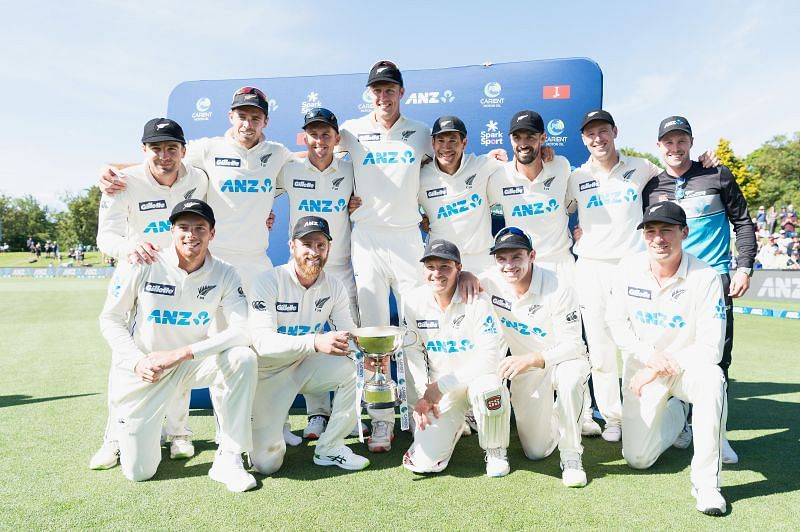 New Zealand are through to the ICC World Test Championship Final