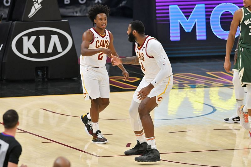 Collin Sexton shoulders the scoring burden for the Cleveland Cavaliers