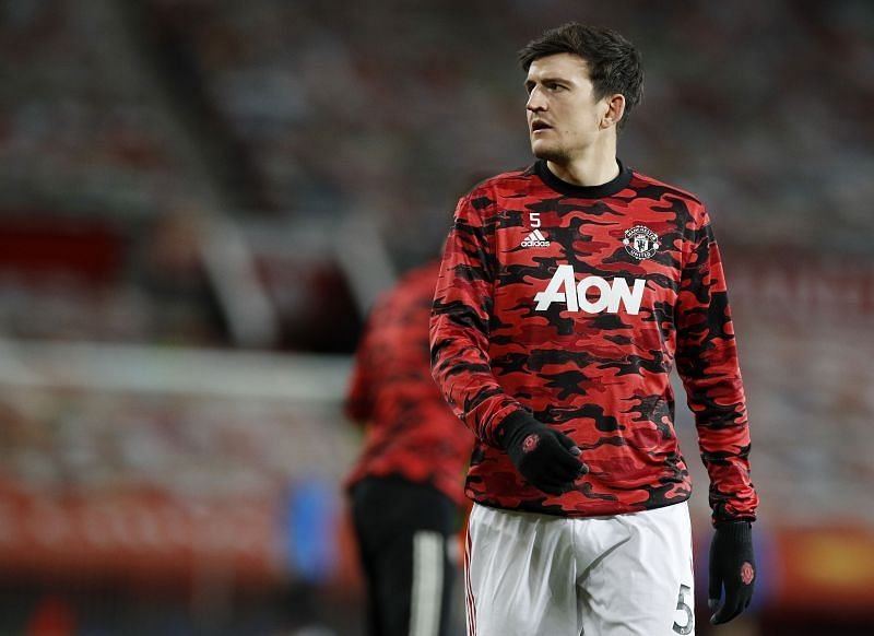 Manchester United need a defensive partner for Harry Maguire