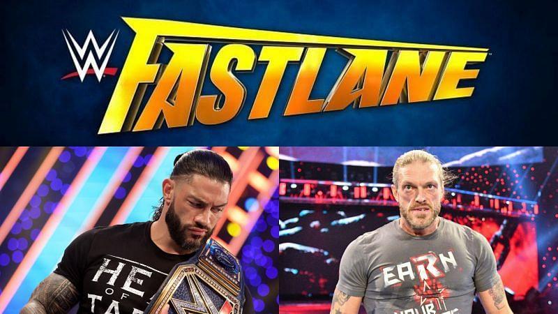 WWE Fastlane 2021