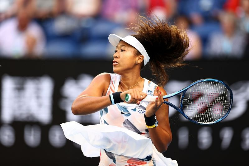 Naomi Osaka is looking for her second consecutive Slam title.