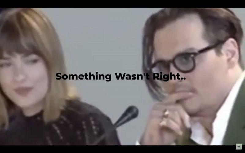 Image via Johnny Depp & Dakota Fanning