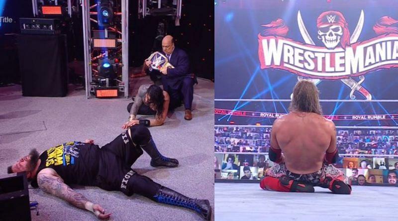 WWE Royal Rumble में कई जबरदस्त मैच हुए और साथ ही में फैंस को नए चैंपियन भी मिले