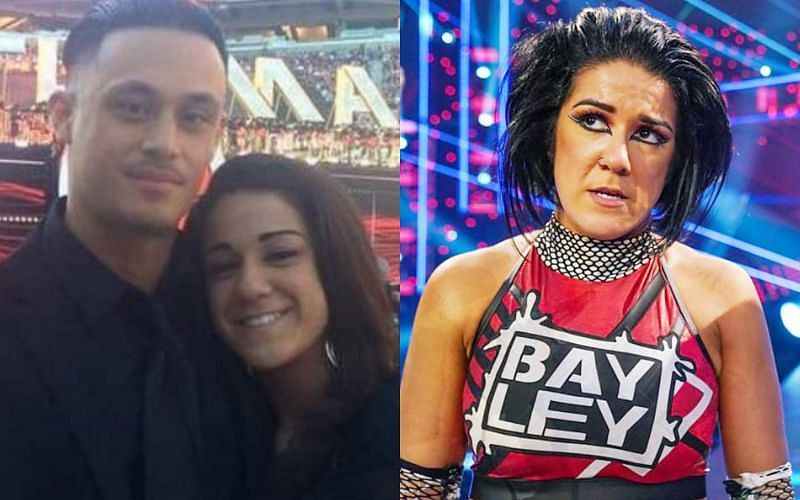 Bayley calls off engagement with Aaron Solow