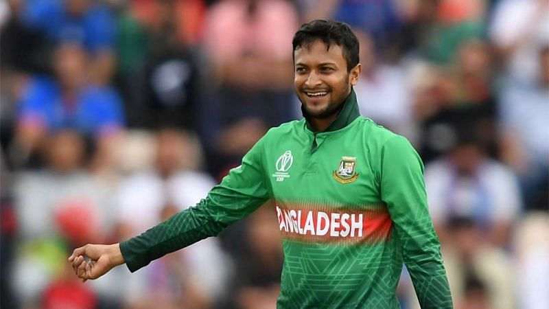 Shakib Al Hasan was one of IPL 2021
