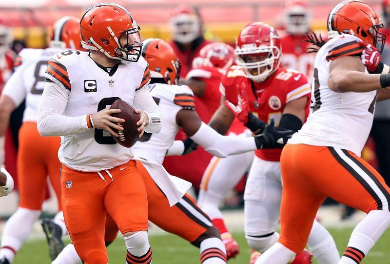 NFL Divisional Round - Cleveland Browns v Kansas City Chiefs