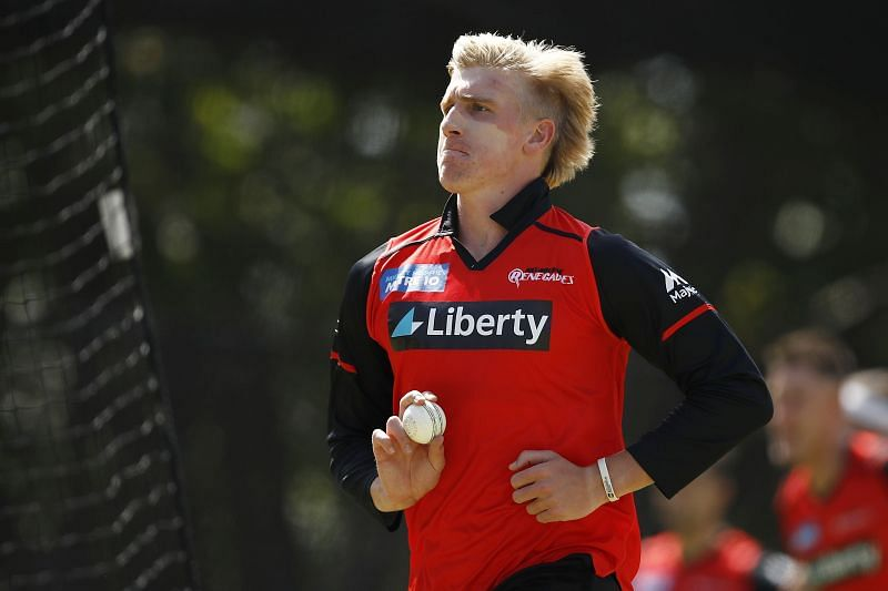 Melbourne Renegades Training Session
