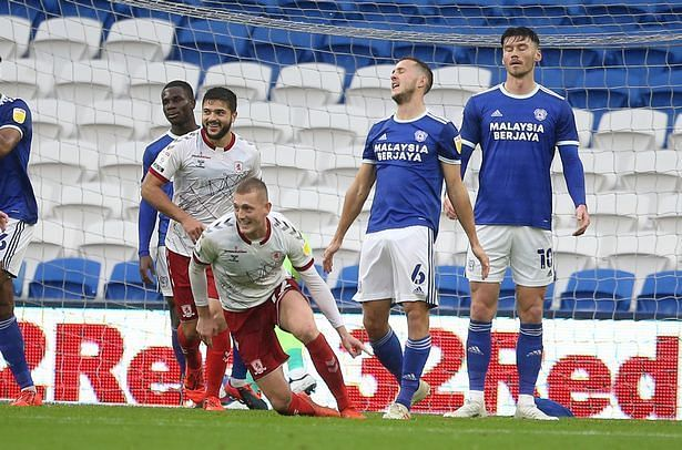 Cardiff are unbeaten against Middlesbrough since February 2016!