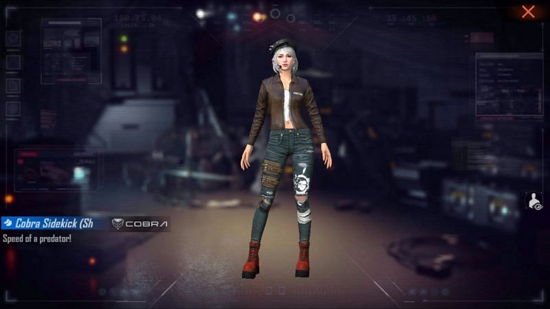 Cobra Sidekick (Shoes)