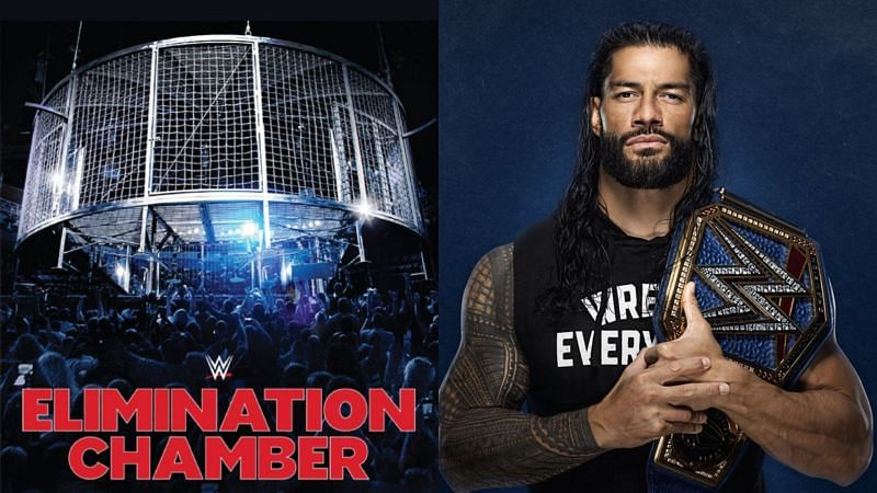 Universal Champion Roman Reigns