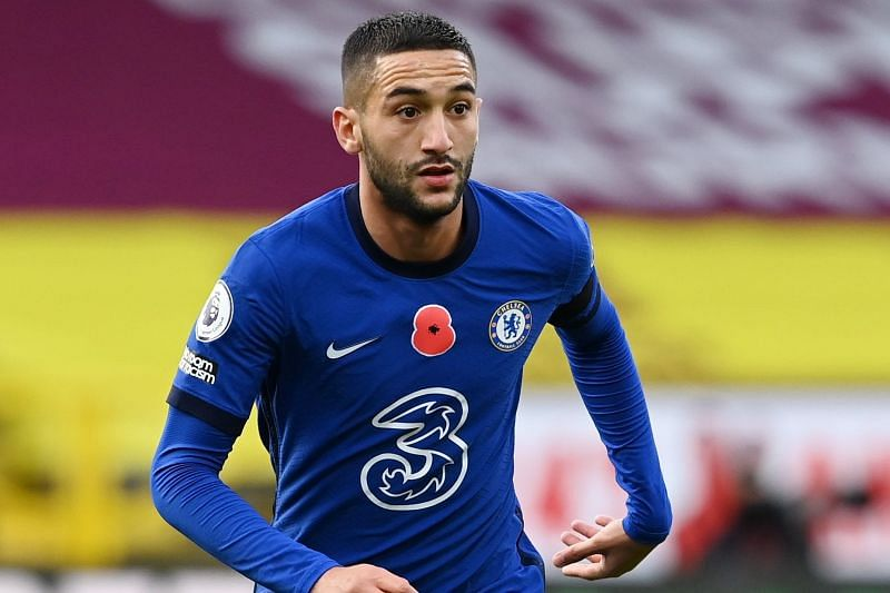Hakim Ziyech has sparsely featured for Chelsea under Thomas Tuchel.