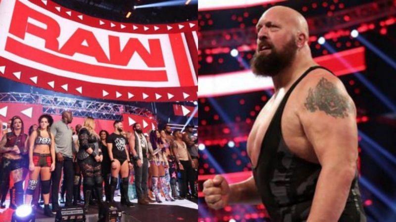 बिग शो ने हाल ही में WWE छोड़ते हुए AEW ज्वाइन करने का फैसला किया था
