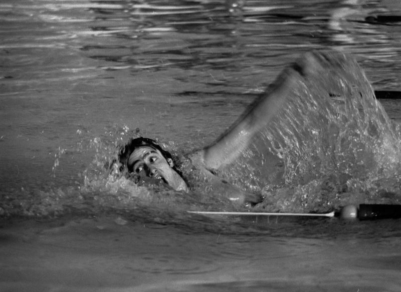 Most successful backstroke swimmer of all time - Roland Matthes