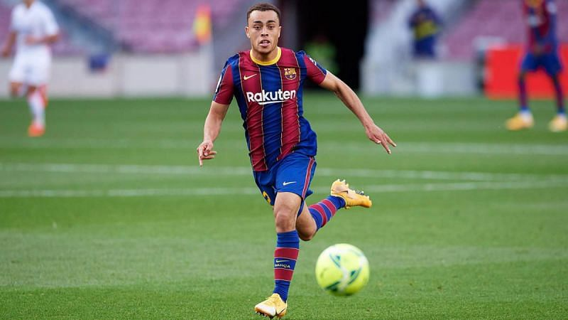 Sergino Dest could evolve into a key player at Barcelona.