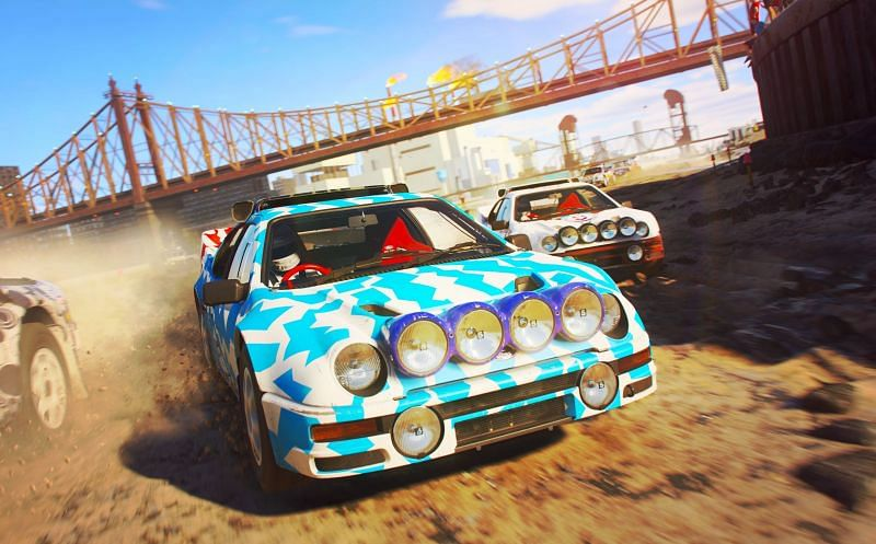 (Image via Codemasters) Dirt is one of many popular racing games made by Codemasters