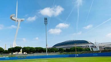 Montjuic Olympic Ground (Image Courtesy: ECN.cricket)