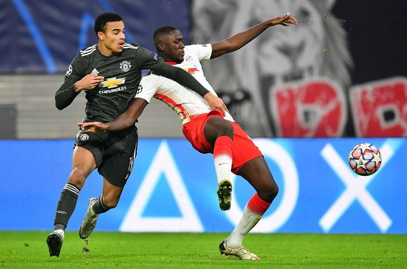 Ibrahima Konate has put in impressive performances for RB Leipzig
