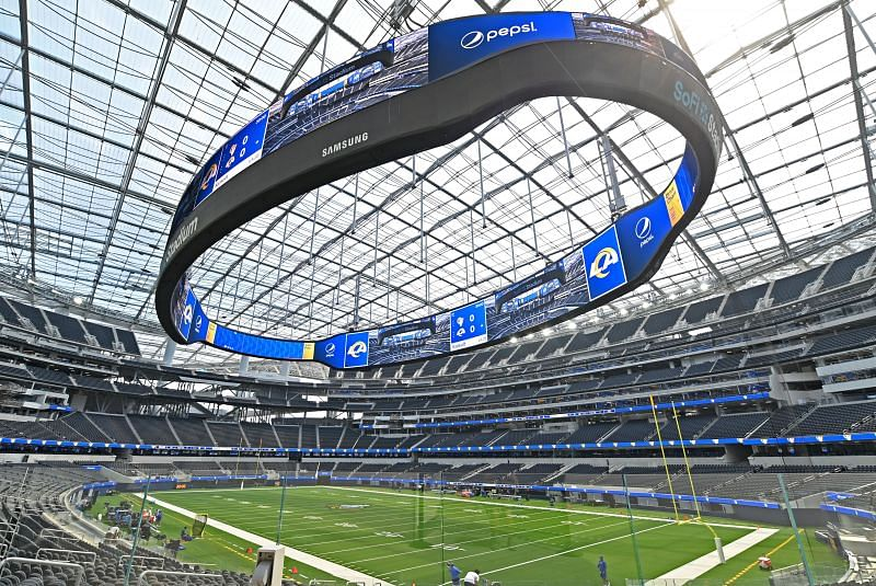 Los Angeles Rams and Los Angeles Chargers home stadium