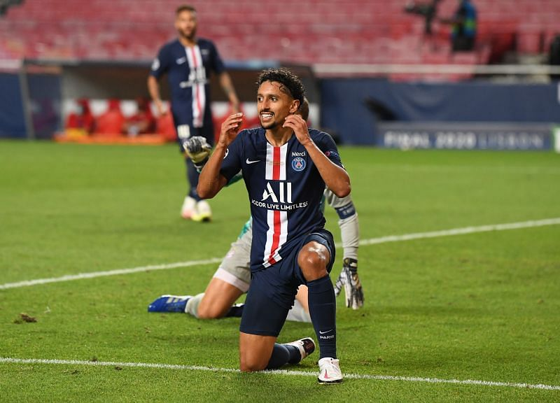 Marquinhos will likely be tasked with keeping Lionel Messi quiet this week.