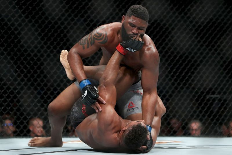Curtis Blaydes is probably the UFC Heavyweight division