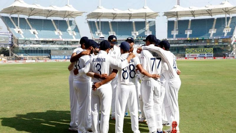 India regrouped to put in a much-improved performance in the second Test.