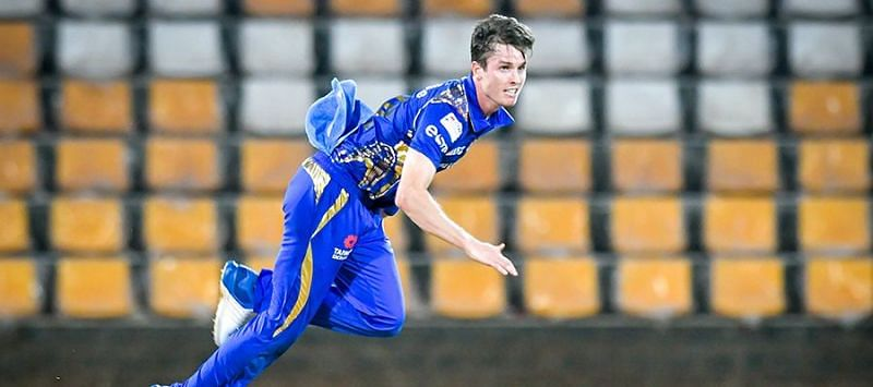 Adam Milne has played for the Mumbai Indians before in the IPL