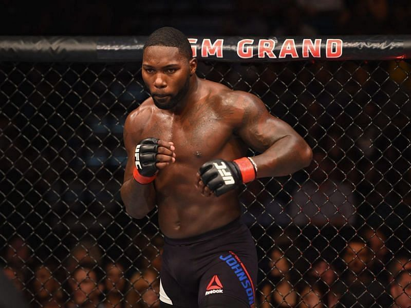 Anthony Johnson is a former UFC light heavyweight title contender