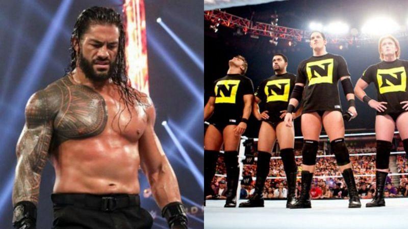 रोमन रेंस के WrestleMania 38 प्रतिदंद्वी को लेकर संकेत देने की कोशिश की गई है