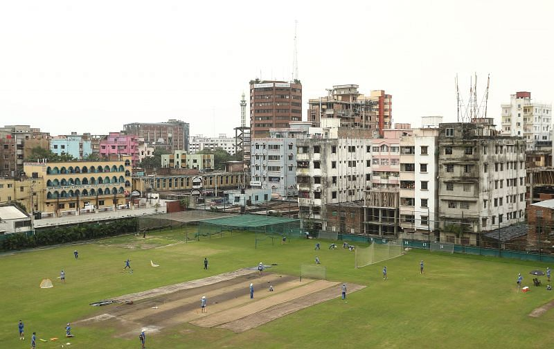 Dhaka will host the second Test between West Indies and Bangladesh