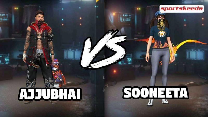 Ajjubhai और Sooneeta