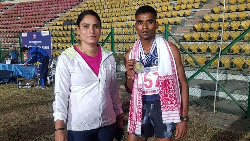 सुनील डावर (Sunil Dawar) - तस्वीर साभार: ओलंपिक चैनल