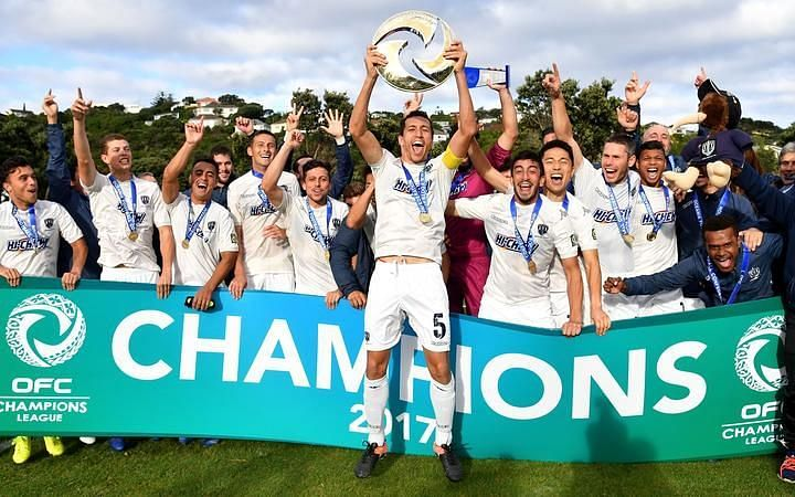 Auckland City FC have won 33 trophies in the 21st century