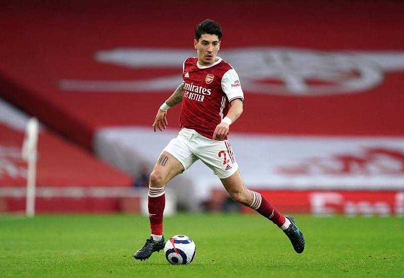 Hector Bellerin has been inconsistent so far this season.