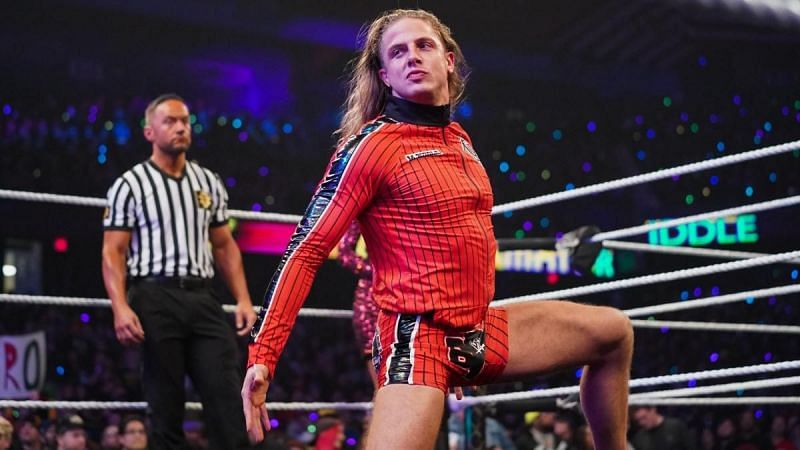 Riddle had a lot of praise some WWE Legends