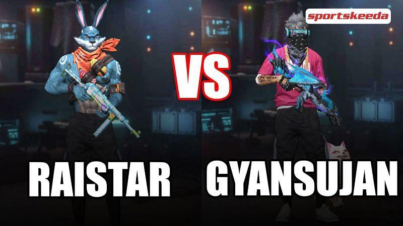 Raistar vs GyanSujan