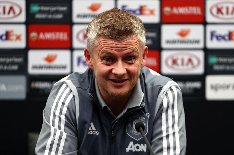 Jesse Lingard was out of Manchester United manager Ole Gunnar Solskjaer