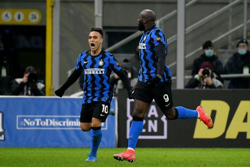 A rampant Inter Milan will host Genoa on Sunday