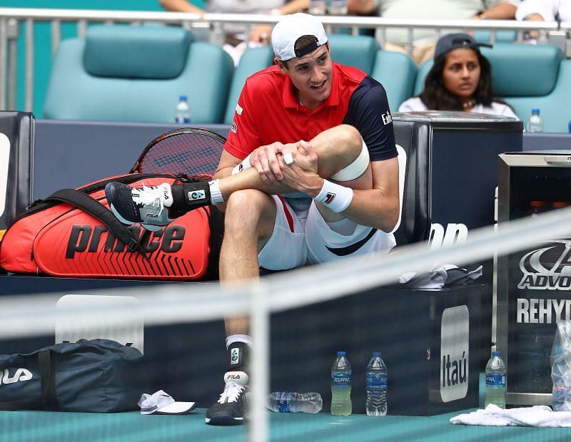 John Isner is not happy with how tennis is being run