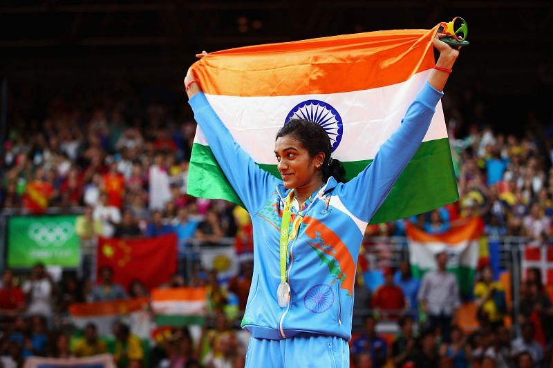 One of the defining images for India at Rio Olympics 2016
