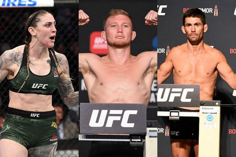 UFC bantamweight Casey Kenney will fight Dominick Cruz at UFC 259