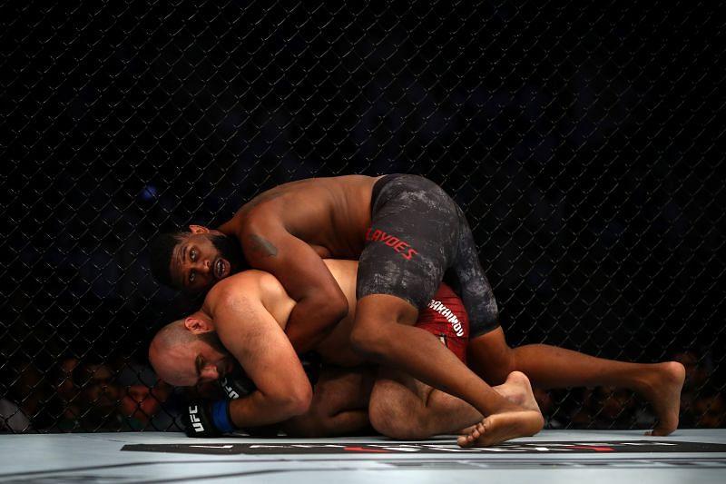 UFC 242 Blaydes v Abdurakhimove