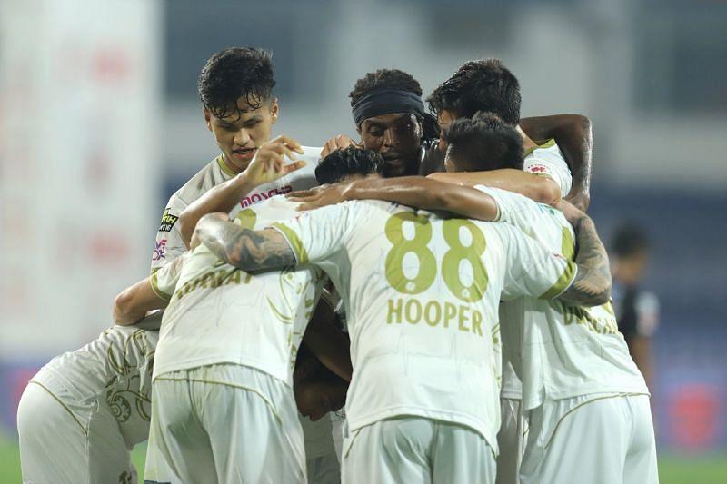 Kerala Blasters FC drew 2-2 with Odisha FC in their previous ISL fixture. (Image: ISL)